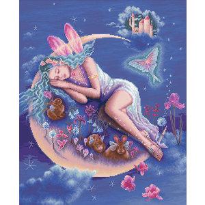Leti Stitch Borduurpakket Evening Dreams - Leti Stitch