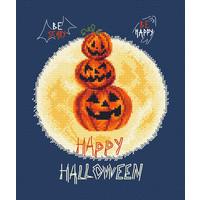 Borduurpakket Pumpkin's Party - Leti Stitch