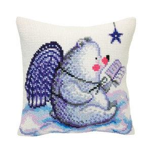 Collection d'Art Kussen borduurpakket Fairy Tales of the Stars  - Collection d'Art