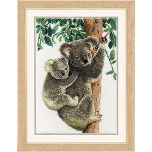 Vervaco Telpakket kit Koala met Baby