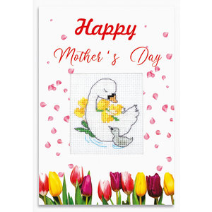 Luca-S Postcard Happy Mother's Day