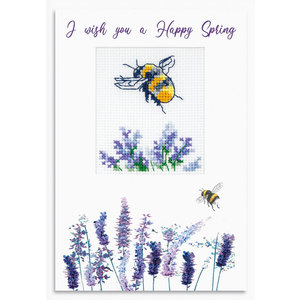 Luca-S Postcard I wish You a Happy Spring