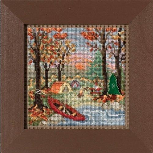 Mill Hill Buttons Beads Autumn Series - Outdoor Adventure