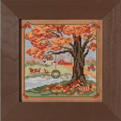 Mill Hill Buttons Beads Autumn Series - Autumn Swing