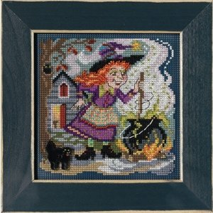 Mill Hill Buttons Beads Autumn Series - Witch's Brew