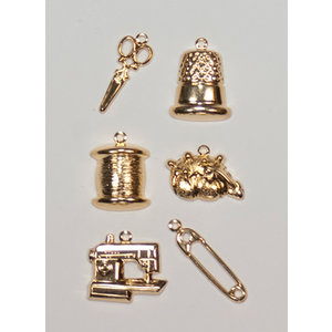 Charms: Sew What' set