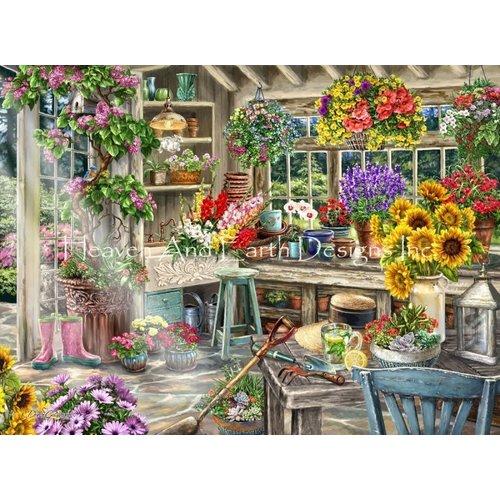 Heaven and Earth Designs  Dona Gelsinger: Mini Gardeners Paradise