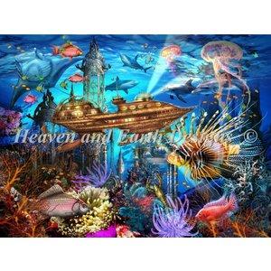 Heaven and Earth Designs  Ciro Marchetti: Aqua City