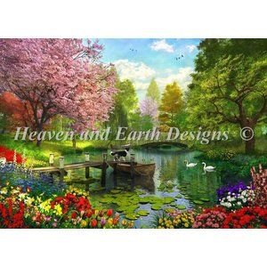 Heaven and Earth Designs  Dominic Davison: Forest Lake