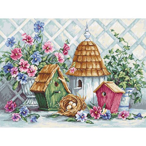 Luca-S Borduurpakket Garden Nestin - Luca-S