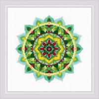 Borduurpakket Self-knowledge Mandala - RIOLIS