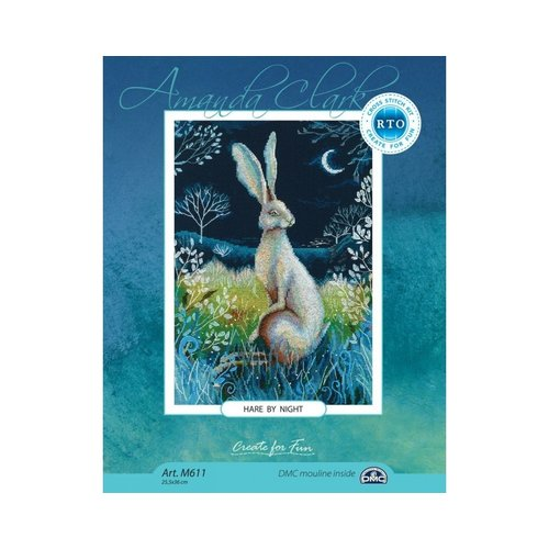 RTO Borduurpakket Hare by Night - RTO