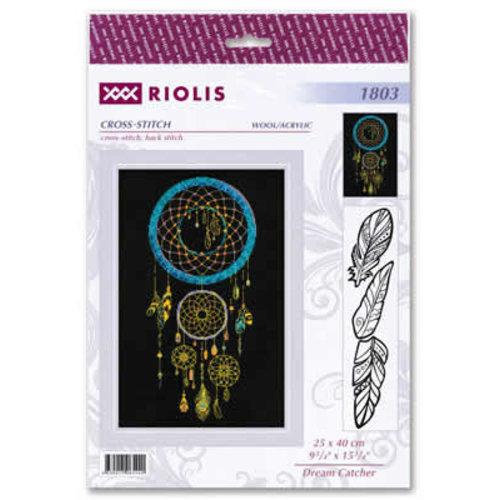 RIOLIS Borduurpakket Dream Catcher - RIOLIS