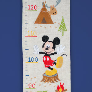 Vervaco Telpakket kit Disney A woodsy adventure
