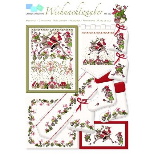 Lindner Patroon Lindner 060 - Betoverende Kerst