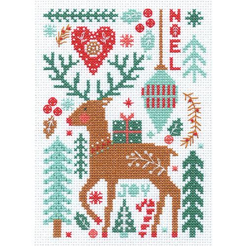 Dimensions Borduurpakket Nordic Winter - DIMENSIONS