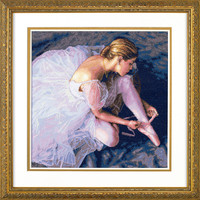 Borduurpakket The Gold Collection: Ballerina Beauty - DIMENSIONS