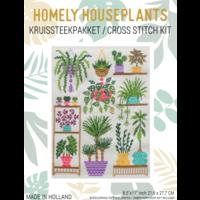 Borduurpakket Homely Houseplants V2