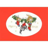 Borduurpakket Margaret Sherry - Stocking Fillers - Bothy Threads