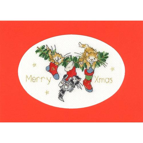 Bothy Threads Borduurpakket Margaret Sherry - Stocking Fillers - Bothy Threads