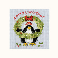 Borduurpakket Margaret Sherry - PPP Prickly Holly - Bothy Threads
