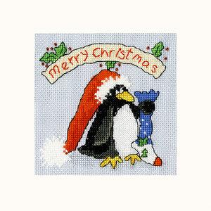 Bothy Threads Borduurpakket Margaret Sherry - PPP Please Santa - Bothy Threads