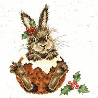 Borduurpakket Hannah Dale - Little Pudding - Bothy Threads