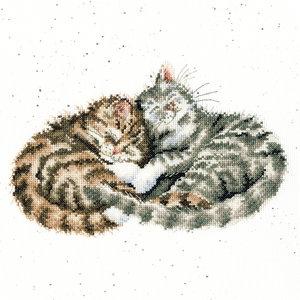 Bothy Threads Borduurpakket Hannah Dale - Sweet Dreams - Bothy Threads
