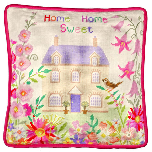 Bothy Threads Petit Point borduurpakket Sarah Summers - Home Sweet Home Tapestry - Bothy Threads