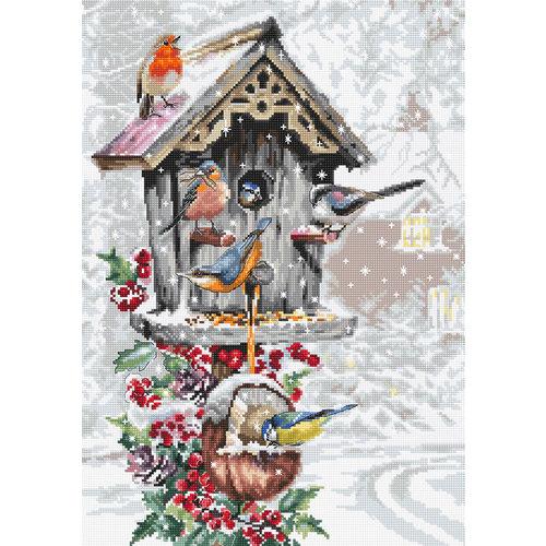 Luca-S Borduurpakket Bird House - Luca-S