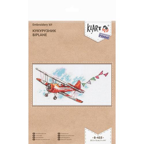 PANNA Borduurpakket Biplane - PANNA