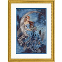 Borduurpakket The Gold Collection: Wind Moon Fairy - DIMENSIONS