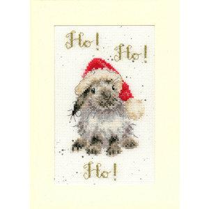 Bothy Threads Borduurpakket Hannah Dale - Ho! Ho! Ho! - Bothy Threads