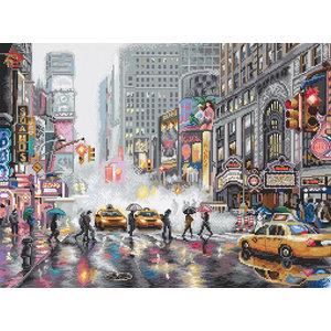 Leti Stitch Borduurpakket New York / Range: Cities - Leti Stitch