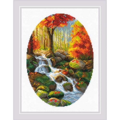RIOLIS Borduurpakket Autumn Foliage - RIOLIS