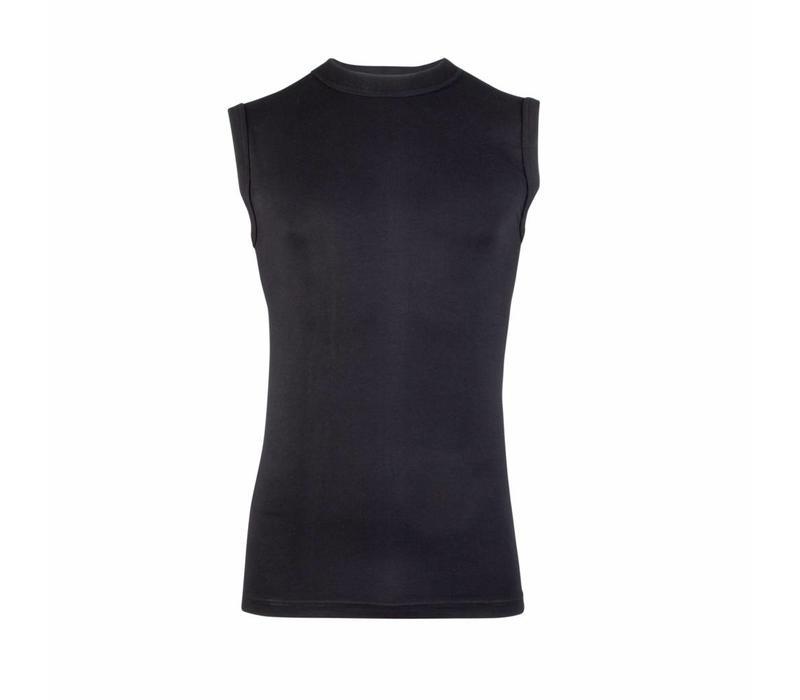 Beeren Heren Mouwloos Shirts   Comfort Feeling  Zwart