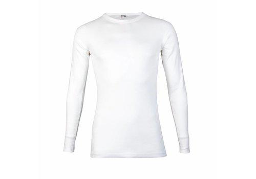Beeren Ondergoed Beeren Heren T-shirt met Lange Mouw M3000 Wit