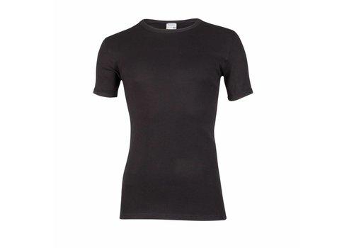 Beeren Ondergoed Beeren Heren T-shirt met K.M. M3000 Zwart