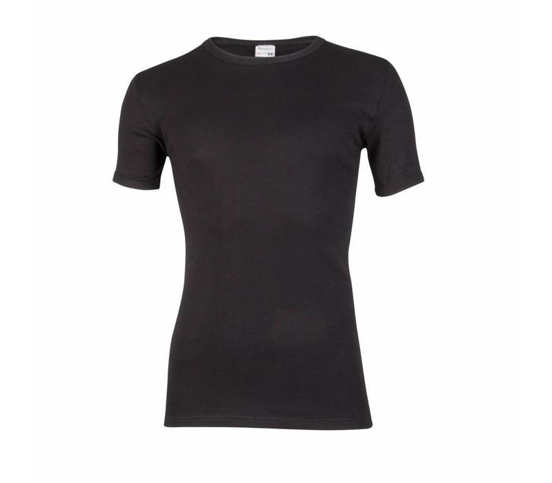 Beeren Heren T-shirt met K.M. M3000 Zwart