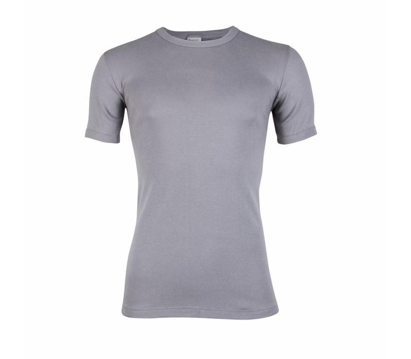 Beeren Heren T-shirt met K.M. M3000 Grijs