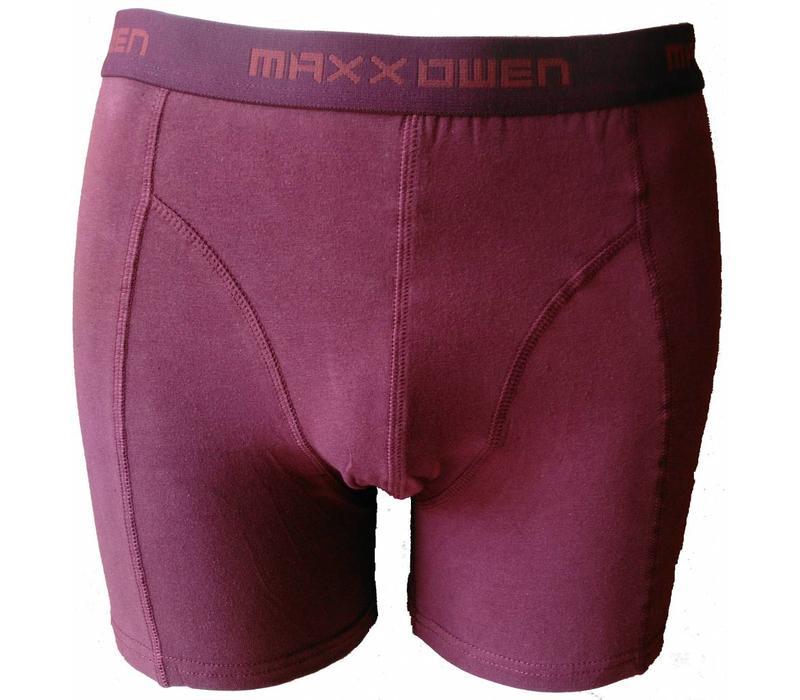 Maxx Owen Heren Boxershort Tawny Port