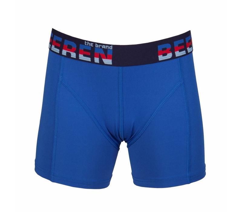 Beeren Ondergoed Heren boxershort elegance blauw