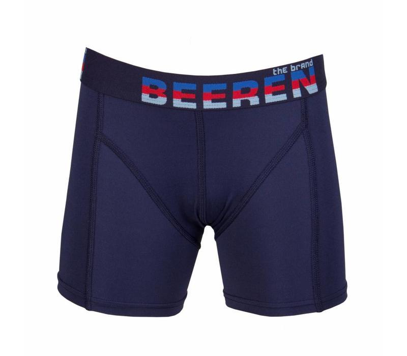 Jongens Boxershort Elegance Donker Blauw Bundel van 5x 2-pack