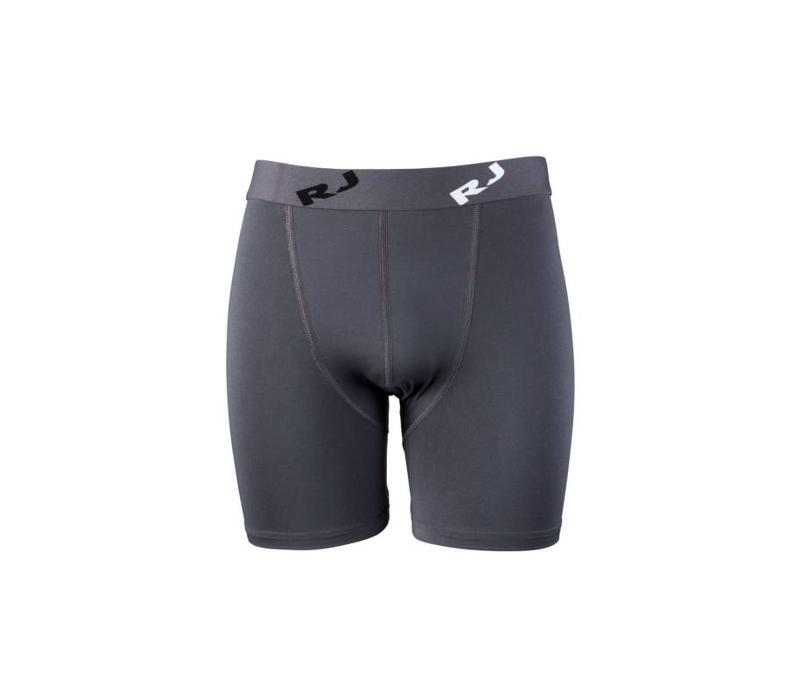 RJ Bodywear Pure Color Heren Boxershort Grijs