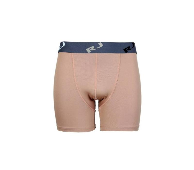 RJ Bodywear Pure Color Heren Boxershort Zand