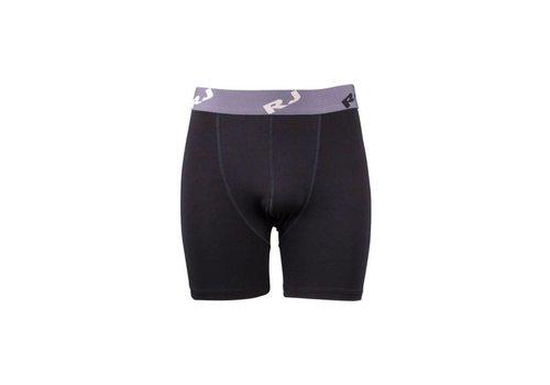 RJ Bodywear RJ BodywearPure Color Heren Boxershort Zwart