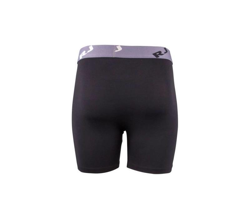 RJ BodywearPure Color Heren Boxershort Zwart