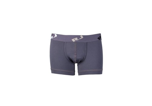 RJ Bodywear RJ Bodywear Pure Color Heren Trunk Grijs
