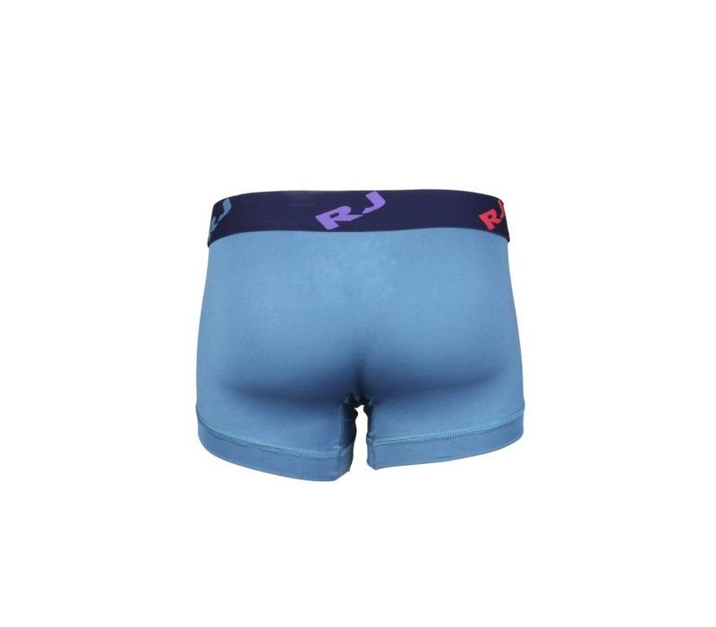 RJ Bodywear Pure Color Heren Trunk Petrol