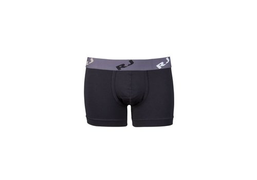 RJ Bodywear RJ Bodywear Pure Color Heren Trunk Zwart